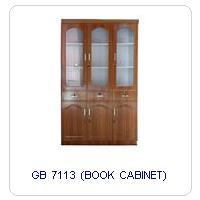 GB 7113 (BOOK CABINET)